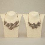 lesena-ogrlica-honeycomb1
